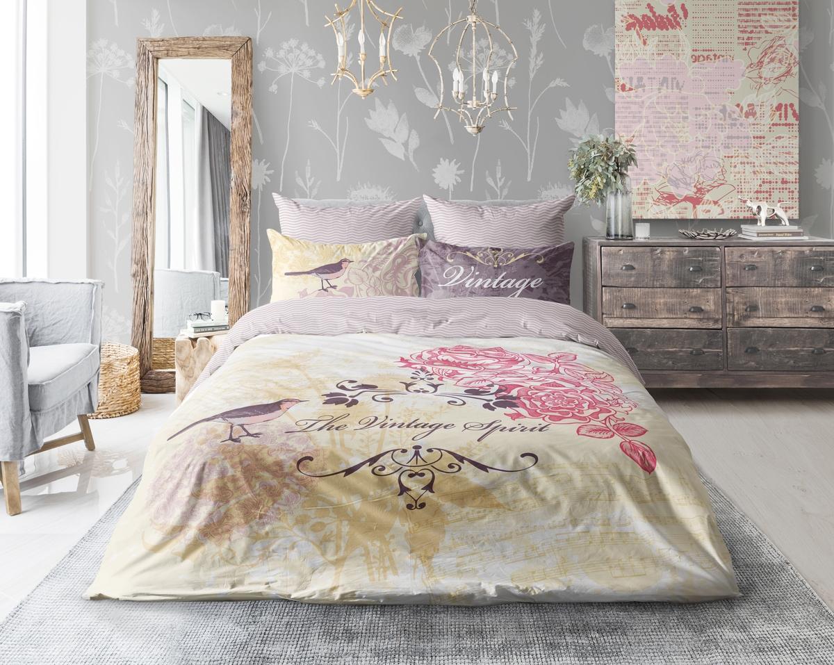 Комплект белья Love Me Mockingbird, 1,5-спальный, наволочки 50x70. 711053 рюкзак love mockingbird 333 2015 pu
