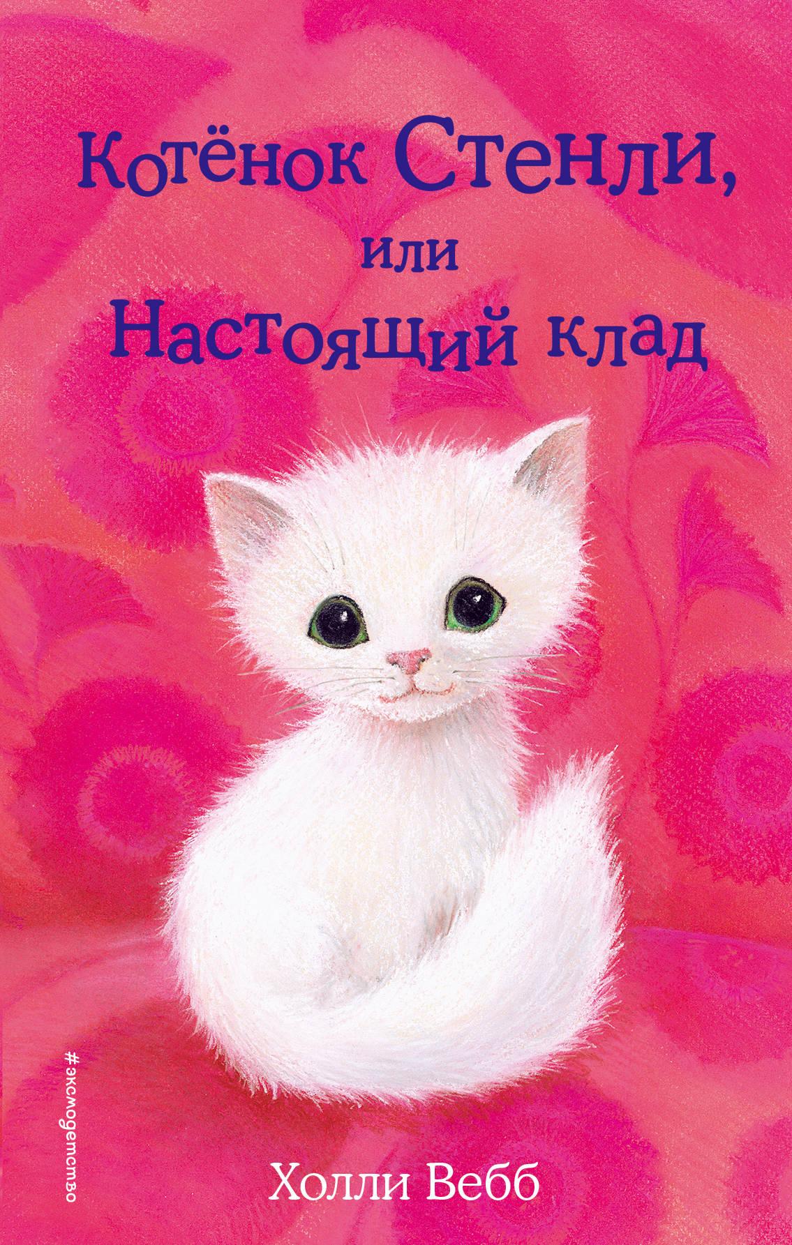 Котёнок Стенли, или Настоящий клад, Вебб Холли