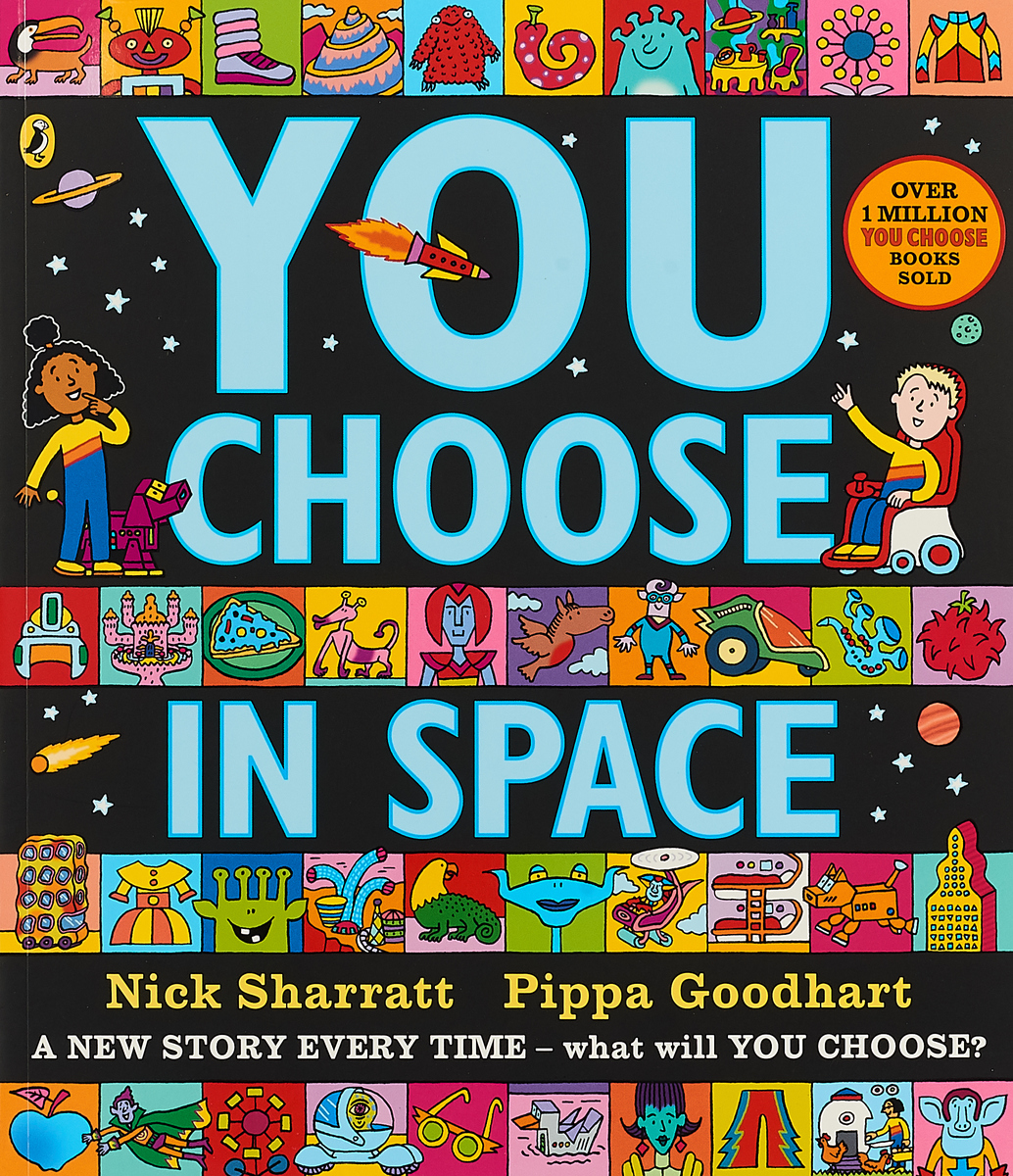 You Choose in Space toys in space