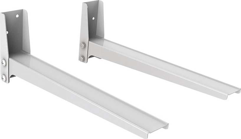 Kromax Micro-4, White кронштейн для СВЧ кронштейн для свч mart 03м white