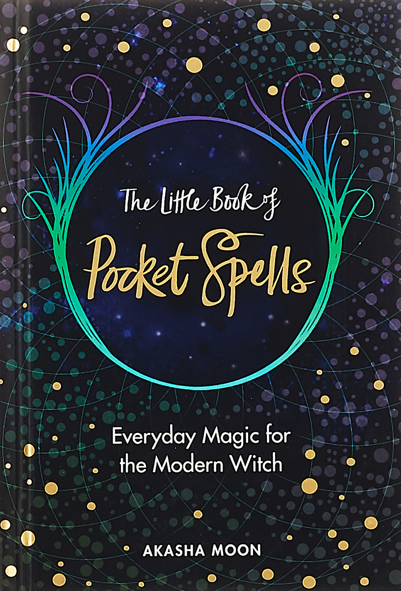 LITTLE BOOK OF POCKET SPELLS, TH moomin s little book of colours