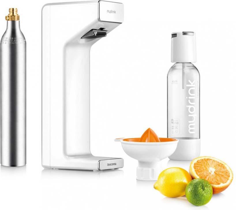 Прибор для приготовления газированных напитков Tescoma Mydrink