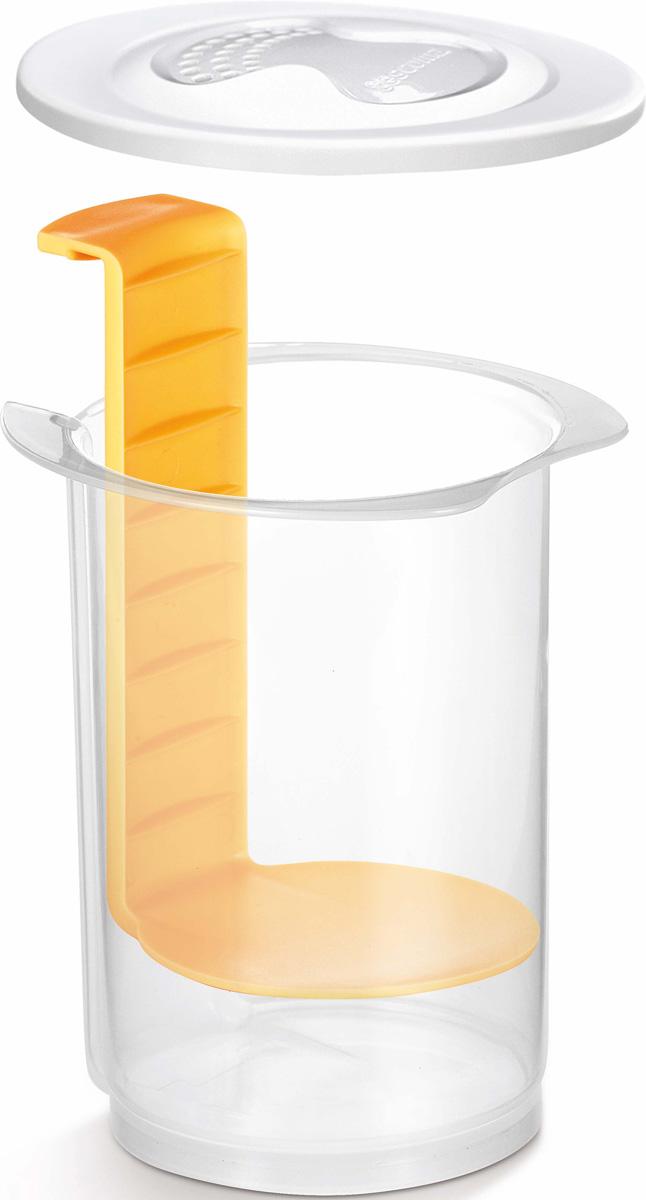 Отлично подходит для приготовления домашних хлебных, картофельных и безглютеновых кнедликов на пару или в микроволновой печи. В форме DELLA CASA кнедлики не развариваются. Готовые кнедлики легко вынуть из формы и разрезать на 8 равных кусочков. Форма изготовлена из прочного пластика высочайшего качества с жаропрочной нижней частью, которая способна выдержать температуру до 100 °C. Инструкция по использованию и рецепты прилагаются. Форма пригодна для мытья в посудомоечной машине.