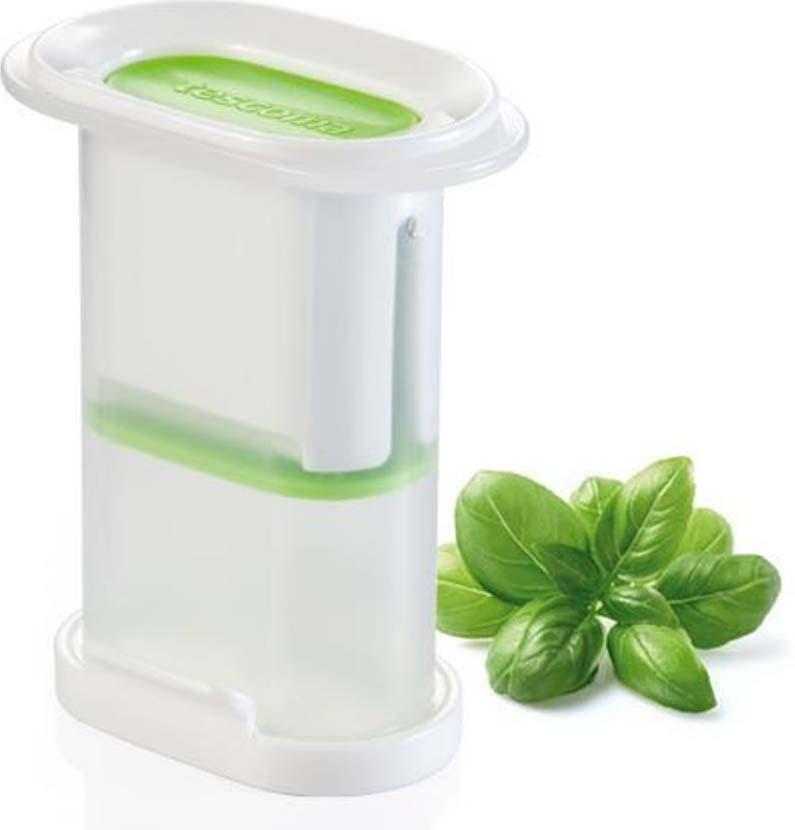 Отлично служит для приготовления, хранения и использования замороженных трав. Идеально подходит для базилика, майорана, мелиссы, шнитт-лука, петрушки, кориандра, тимьяна, укропа, шалфея и т.п.. Изготовлено из прочного пластика. Можно мыть в посудомоечной машине.