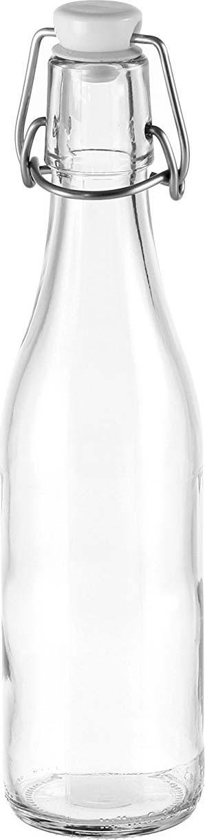 Отлично подходит для хранения и сервировки домашних овощных и фруктовых соков, сиропов, сидра, ликера и т.д. и для их пастеризации. Прочный зажим из нержавеющей стали высокого качества имеет качественное уплотнение для герметичного закрывания бутылки. Предназначено как для бытового так и профессионального использования. Можно мыть в посудомоечной машине.