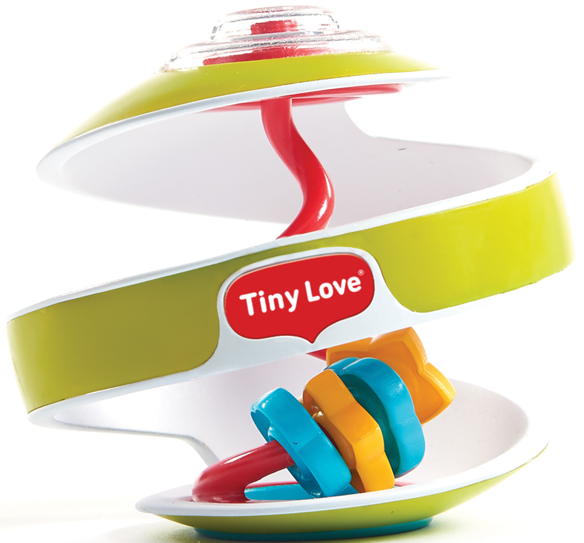 Tiny Love Развивающая игрушка Чудо-шар цвет зеленый