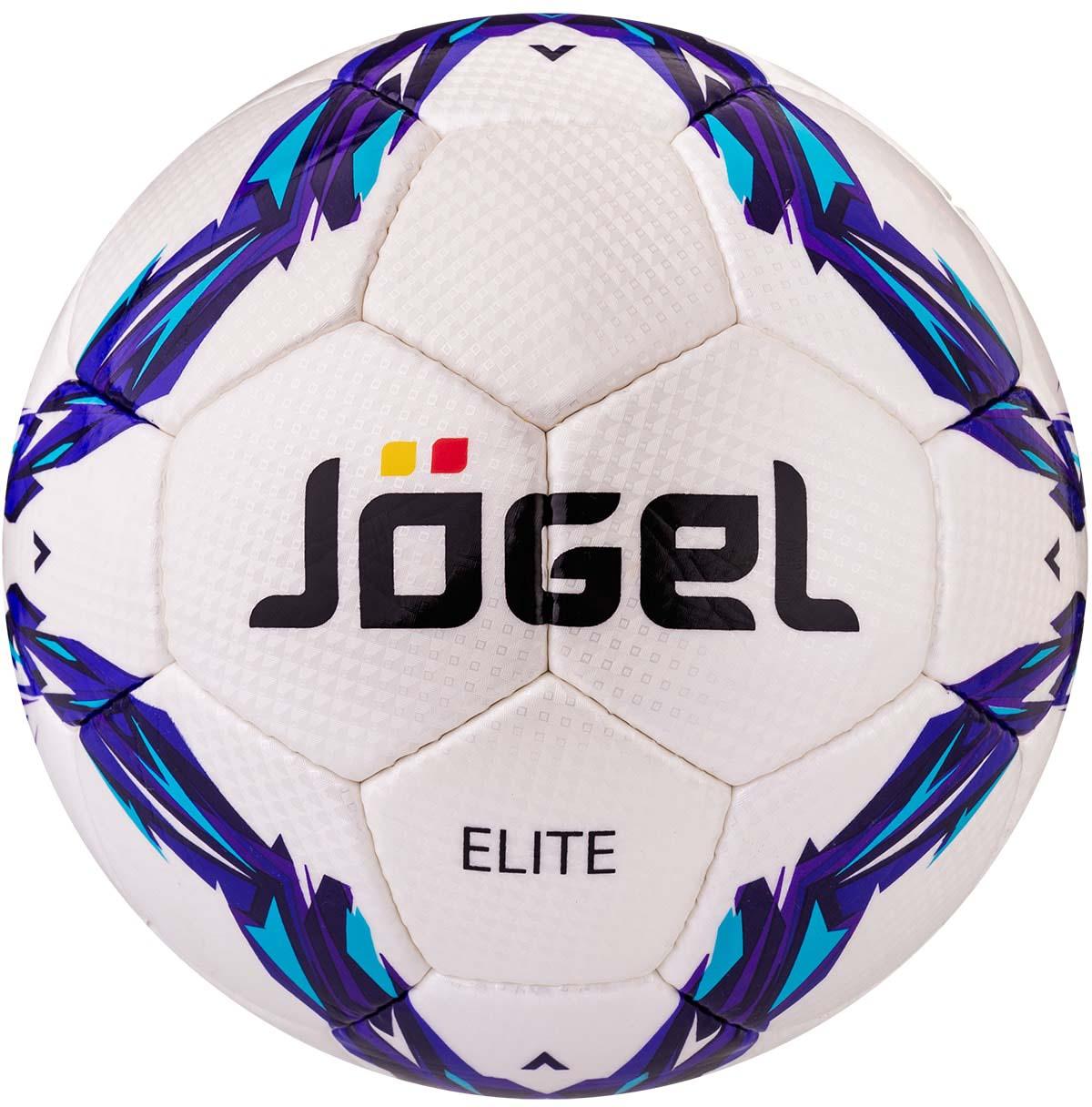 Мяч футбольный JS-810 Elite №5  Категория: Тренировочный мяч  Коллекция: 2018/2020  Описание: Jogel JS-810 Elite - это следующее поколение модели Elite, но уже в новом, более актуальном дизайне. Внесены значительные улучшения по материалу верха. Теперь это более износостойкий PU. Серьезно поработали над качеством сшивки, швы стали крепче и менее видимыми.  Данная модель относится к мячам матчевого уровня, обладающий отличными игровыми и аэродинамическими характеристиками благодаря высококачественным материалам, используемым при его изготовлении. Мяч рекомендован для тренировок и игр клубов среднего уровня, а также профессиональных команд.  Поверхность мяча выполнена из глянцевой синтетической кожи (полиуретан) толщиной 1,5 мм с внутренним двухтонным рисунком. Мяч имеет 4 подкладочных слоя на нетканой основе (смесь хлопка с полиэстером) и оснащен бутиловой камерой, обеспечивающим долгое сохранение воздуха в камере.    Традиционная конструкция мячей из 32 панелей. Привлекательный дизайн коллекции 2018/2020 ярко выделяет мячи Jogel на витрине. Данный мяч подходит для поставок на гос. тендеры. При производстве мячей Jogel не используется детский труд. Официальный размер и вес FIFA.   Рекомендованные покрытия: натуральный газон, синтетическая трава  Материал поверхности: Синтетическая кожа (полиуретан) толщиной 1,5 мм  Материал камеры: Бутил  Тип соединения панелей: Ручная сшивка  Количество подкладочных слоев: 4  Количество панелей: 32  Размер: 5