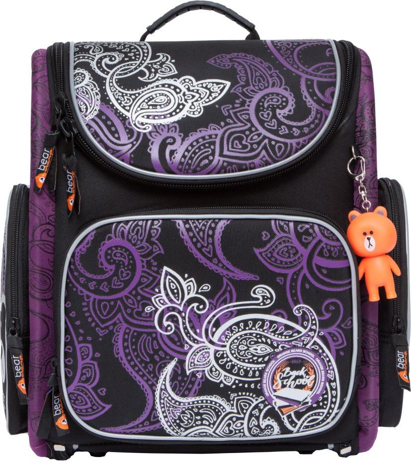 Orange Bear Рюкзак школьный Classic цвет черный фиолетовый orange bear рюкзак школьный sportcar цвет черный
