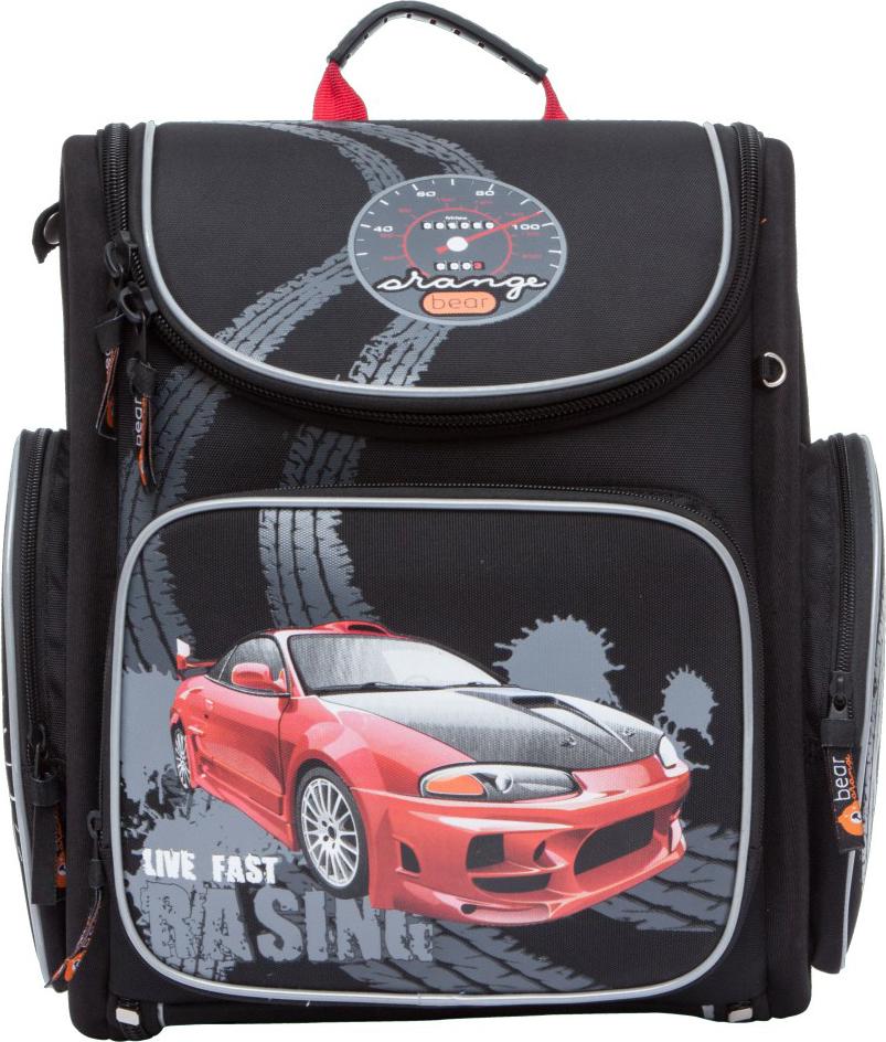 Orange Bear Рюкзак школьный Football цвет черный orange bear рюкзак школьный sportcar цвет черный