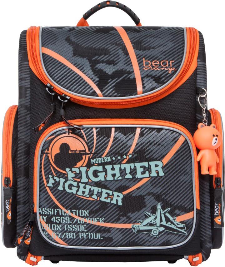 Orange Bear Рюкзак школьный Military цвет черный orange bear рюкзак школьный sportcar цвет черный