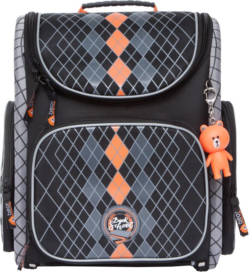 Orange Bear Рюкзак школьный Classic цвет оранжевый черный orange bear рюкзак школьный sportcar цвет черный