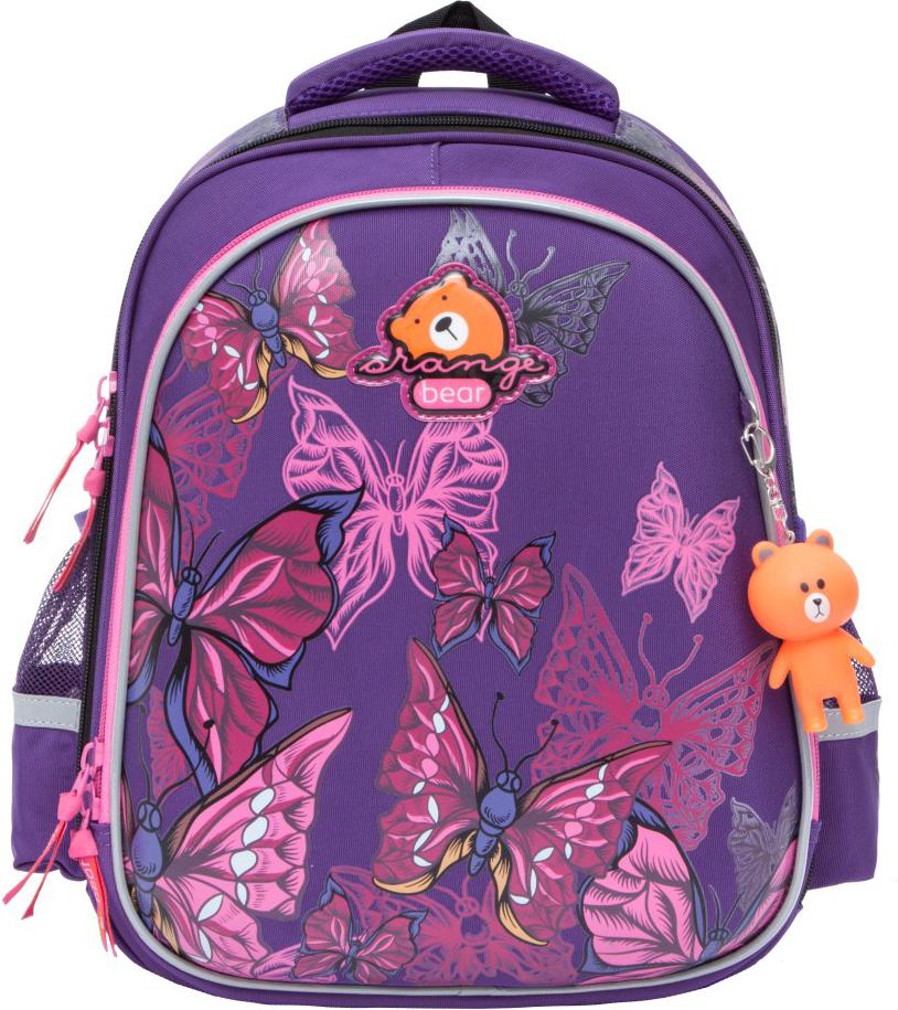 Orange Bear Рюкзак детский Butterfly цвет фиолетовый ostin рюкзак с двумя карманами