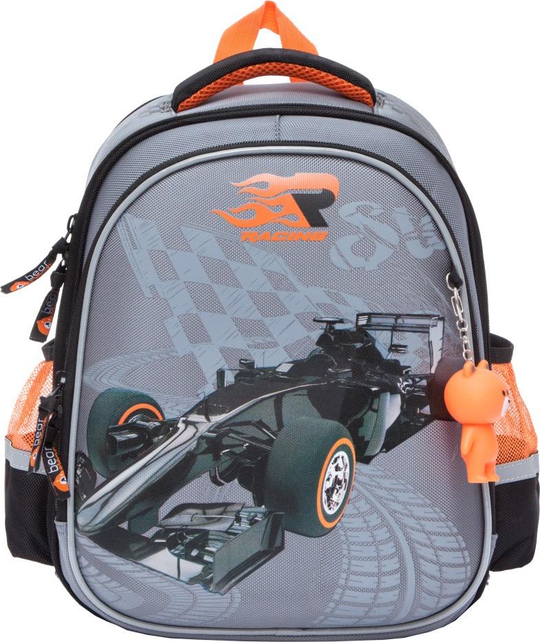 Orange Bear Рюкзак детский Sportcar цвет черный ostin рюкзак с двумя карманами