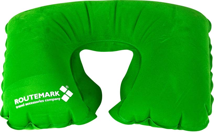 Подушка для путешествий надувная Routemark