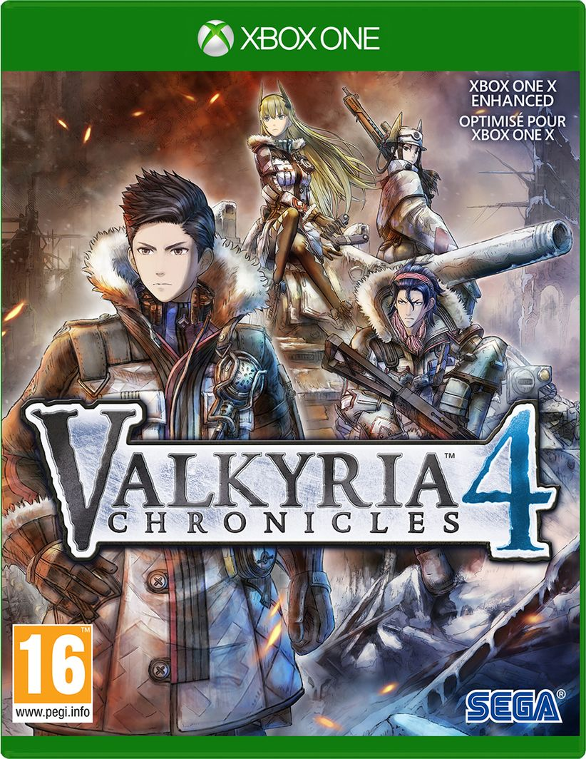 Valkyria Chronicles 4. Collector's Edition (Xbox One) xbox