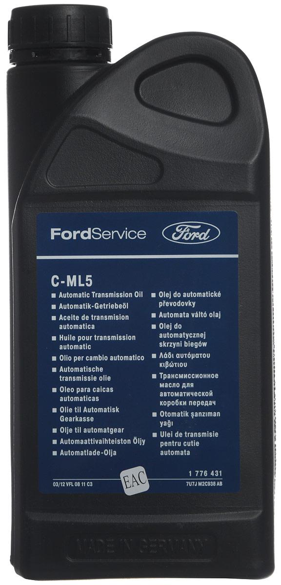 """Масло трансмиссионное Ford """"WSS-M2C938-A"""", 1 л"""