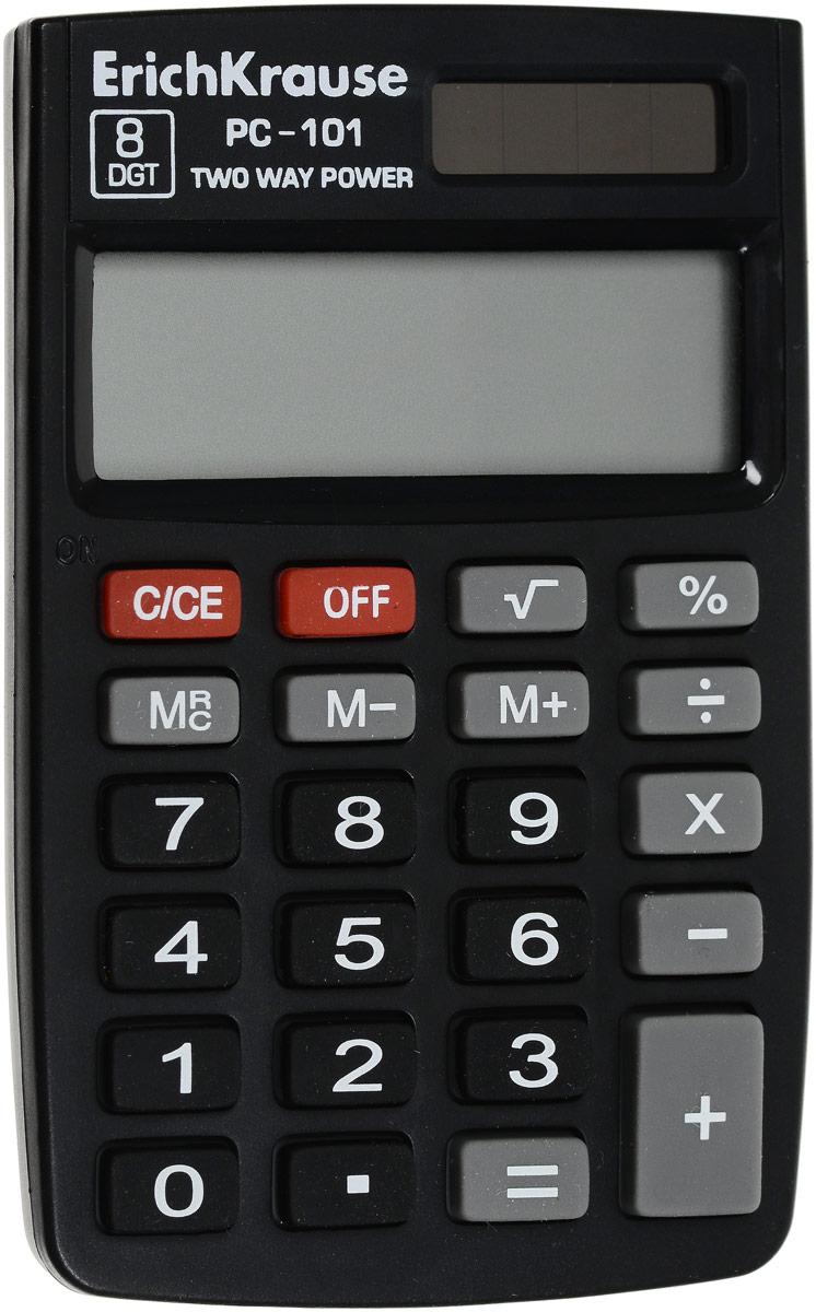 Erich Krause Карманный калькулятор PC-101