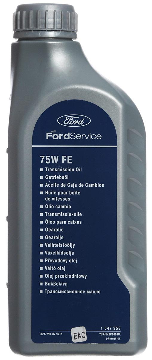 """Масло трансмиссионное Ford """"WSS-M2C200-D2"""", 1 л"""