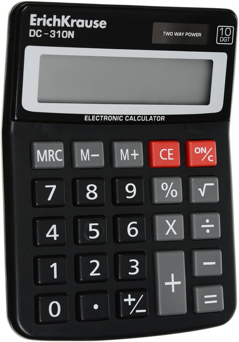 Erich Krause Настольный калькулятор DC-310N