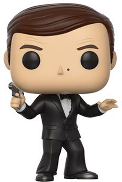 Funko POP! Vinyl Фигурка James Bond Roger Moore 24701 brand new 1734 ob8s a with free dhl ems