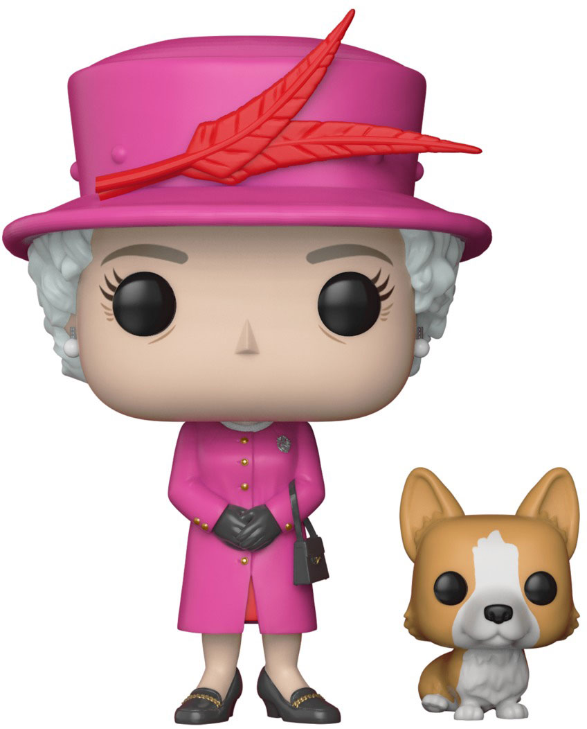 Funko POP! Vinyl Фигурка Royal Family Queen Elizabeth II 21947