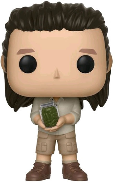 Funko POP! Vinyl Фигурка The Walking Dead Eugene 25204 imperfect funko pop second hand horror movies evil dead 2 ash with saw vinyl action figure collectible model toy cheap no box