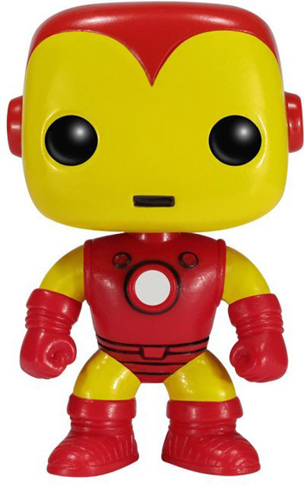 Funko POP! Vinyl Фигурка Marvel Iron Man 2274 фигурка funko pop bobble marvel black panther