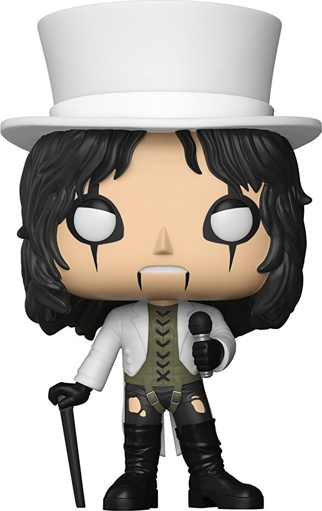 Funko POP! Vinyl Фигурка Rocks Alice Cooper 30206 funko pop vinyl фигурка alice through the looking glass young chessur