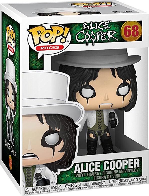 Funko POP! VinylФигурка Rocks Alice Cooper 30206 Funko