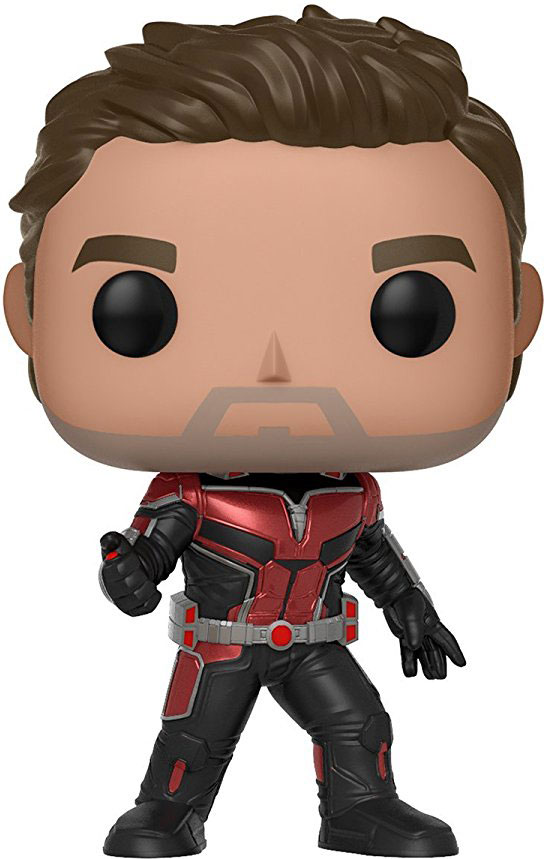 Funko POP! Vinyl Фигурка Marvel Ant-Man & The Wasp POP 1 w/Chase 30724 фигурка funko pop bobble marvel black panther