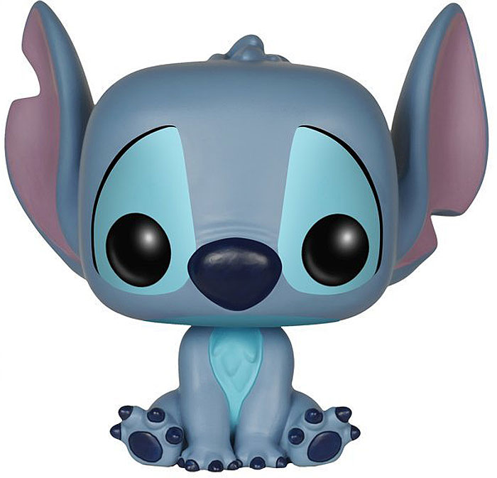 Funko POP! Vinyl Фигурка Disney Lilo & Stitch Stitch seated 6555 цена 2017