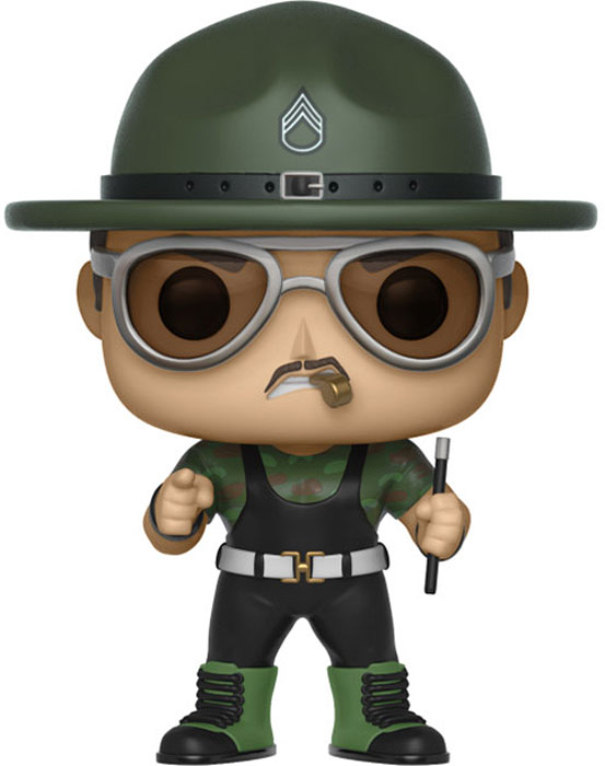 Funko POP! Vinyl Фигурка WWE S8 Sgt. Slaughter 30988 [quanpapa] new genuine funko pop adventure time cake 55 model action figurine doll car decoration kids toys