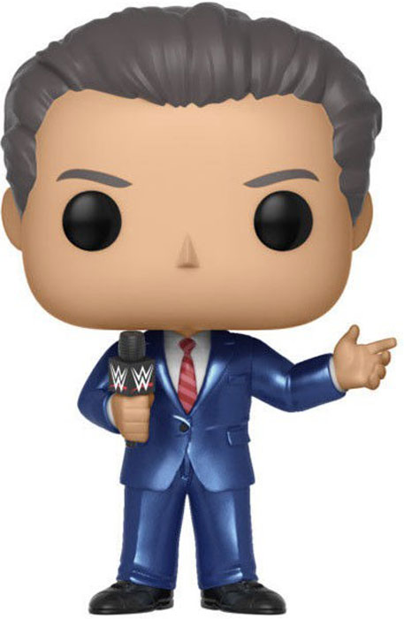 цены Funko POP! Vinyl Фигурка WWE S8 Vince McMahon (In Suit) 30986
