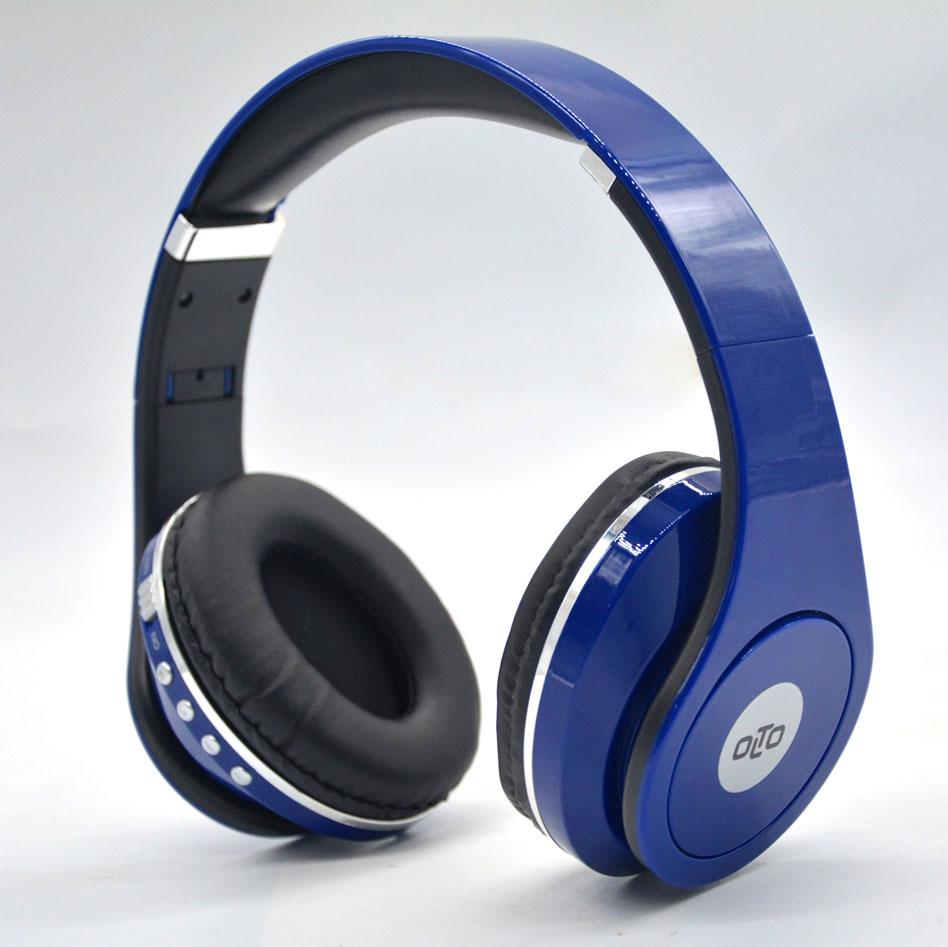OLTO HBO-155, Blue наушники marshall monitor bluetooth black наушники