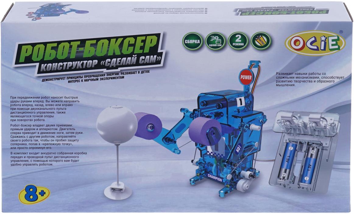 OCIE Набор для опытов и экспериментов Робот-боксер