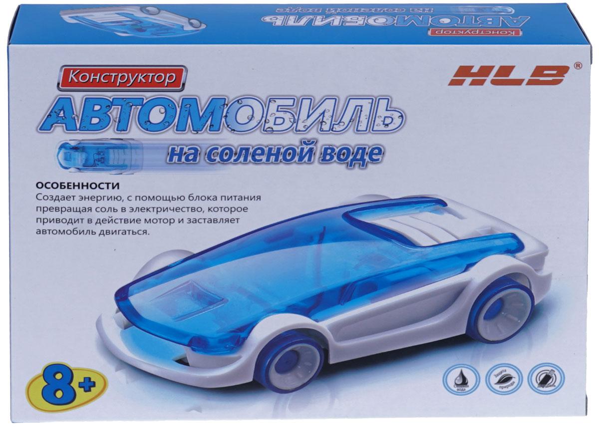 HLB Набор для опытов Автомобиль на соленой воде