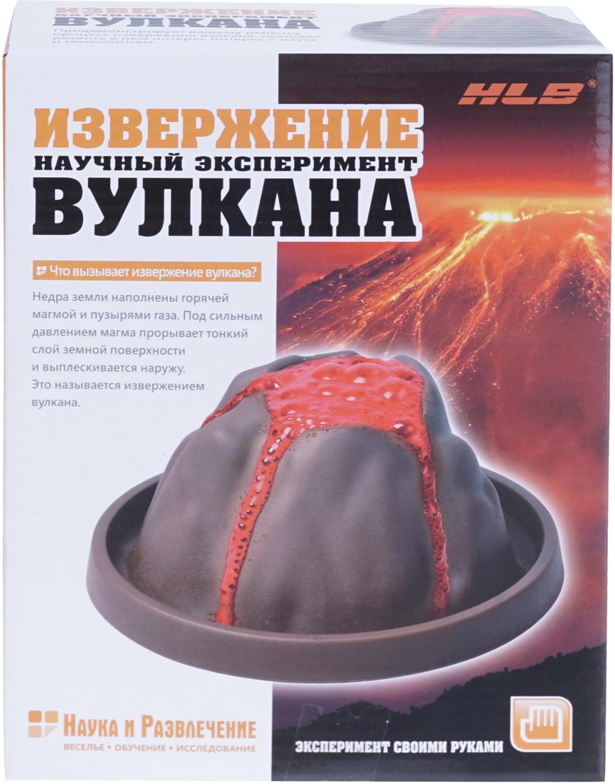 HLB Набор для опытов Эксперимент Извержение вулкана