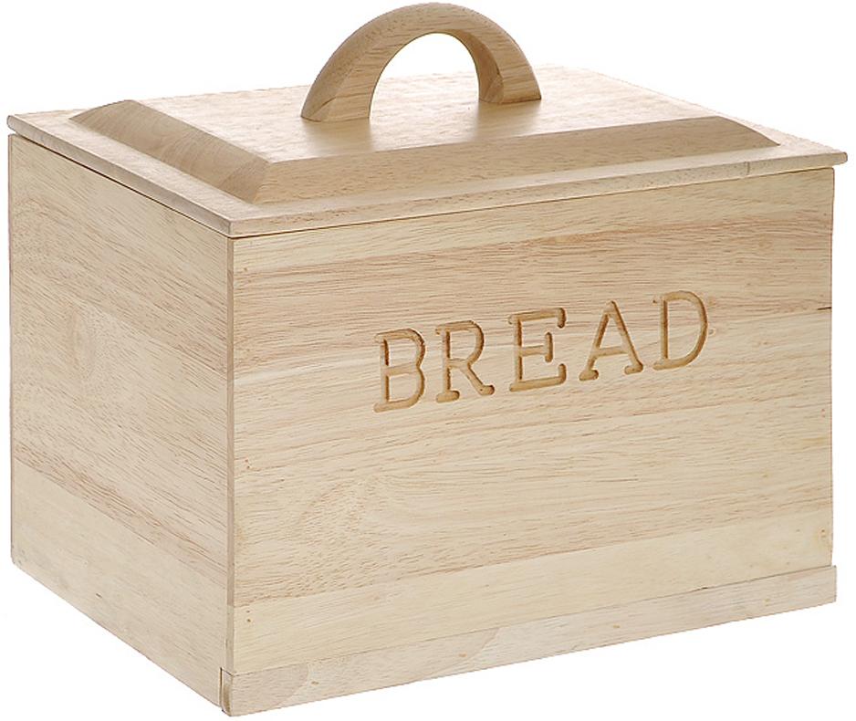 """Хлебница """"Oriental way"""", изготовленная из древесины гевеи, позволит сохранить ваш хлеб свежим и вкусным.  Хлебница снабжена крышкой и удобной выдвижной доской. Эксклюзивный дизайн, эстетика и функциональность хлебницы делают ее превосходным аксессуаром на вашей кухне.    Особенности хлебницы """"Oriental way"""":    высокое качество шлифовки поверхности изделий,   двухслойное покрытие пищевым лаком, безопасным для здоровья человека,   степень влажность 8-10%, не трескается и не рассыхается,   высокая плотность структуры древесины,   устойчива к механическим воздействиям. Характеристики:  Материал: дерево (гевея). Размер: 33 см х 22 см 23 см. Артикул:  9/673.   Торговая марка """"Oriental way"""" известна на рынке с 1996 года. Эта марка объединяет товары для кухни, изготовленные из дерева и других материалов. Все товары марки """"Oriental way"""" являются безопасными для здоровья, экологичными, прочными и долговечными в использовании."""