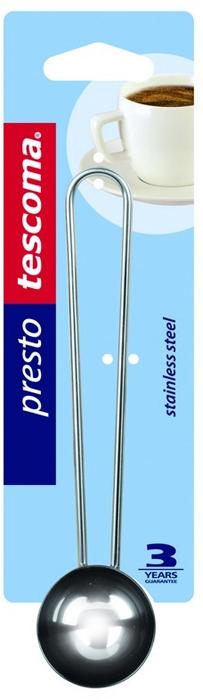 Ложка-дозатор для кофе Tescoma Presto, длина 15 см череп shaped кофе сахар овсянка десерт перемешивают ложка из нержавеющей стали