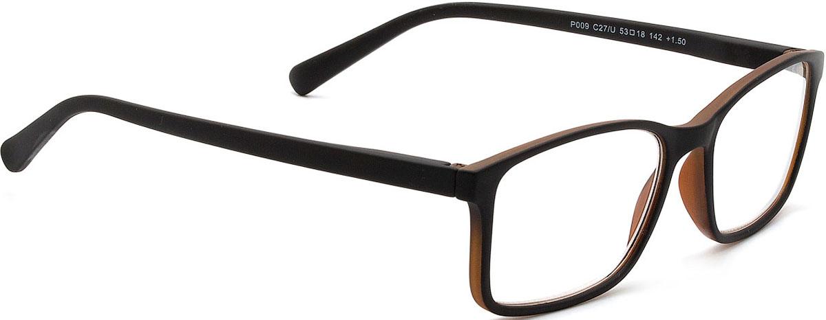 Lectio Risus Очки корригирующие (для чтения) + 3,5. P009 C27/U
