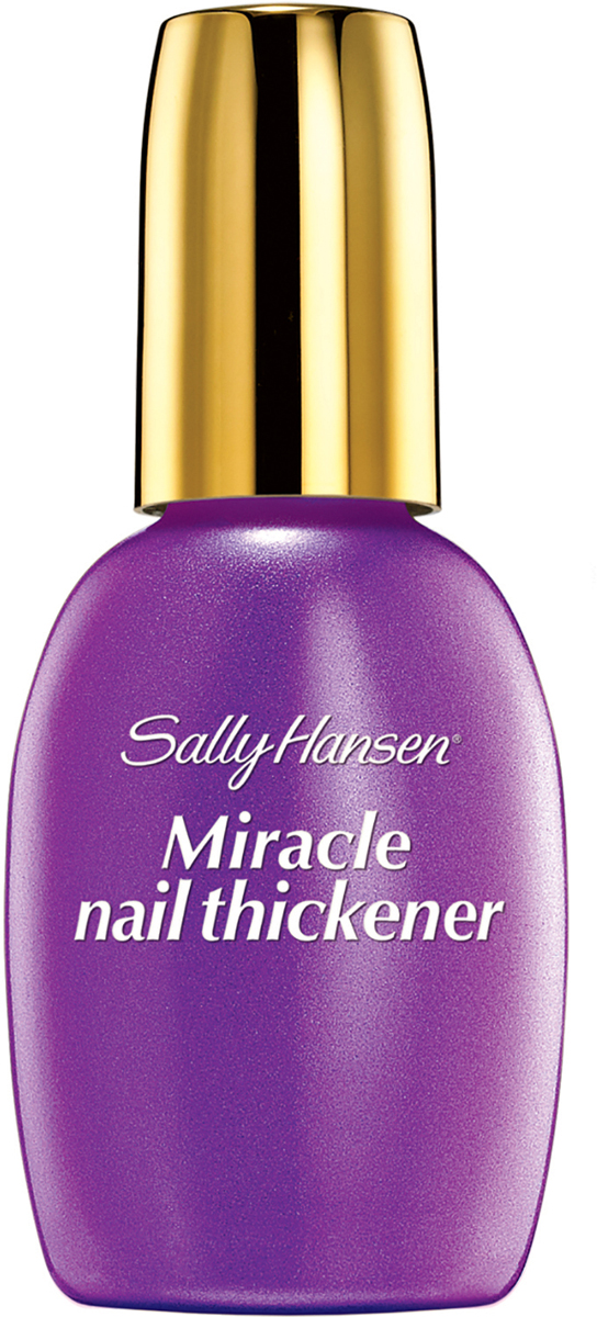 Sally Hansen Nailcare Miracle nail thickener средство для утолщения тонких ногтей, 13 мл