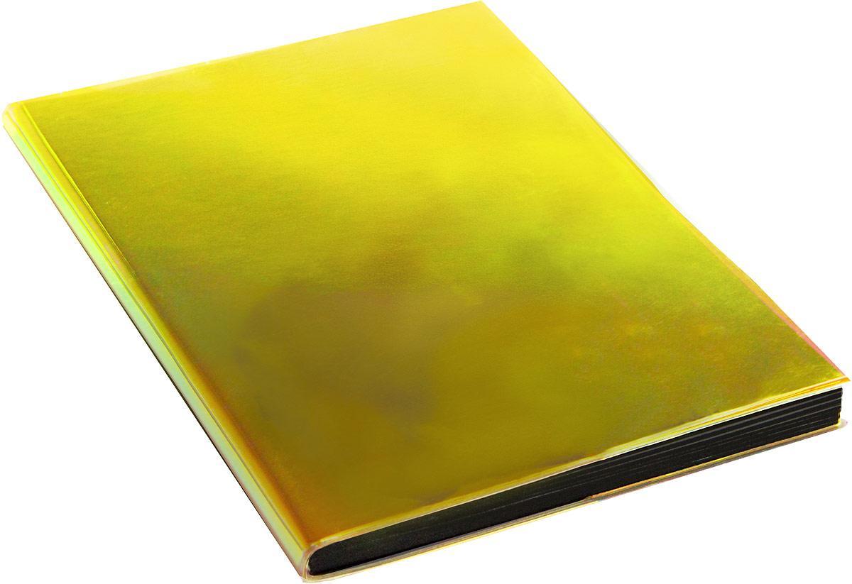 Listoff Записная книжка Chameleon цвет золотистый 100 листов listoff скетчбук цветовой калейдоскоп 100 листов