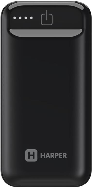 Harper PB-2605, Black внешний аккумулятор (5000 мАч)
