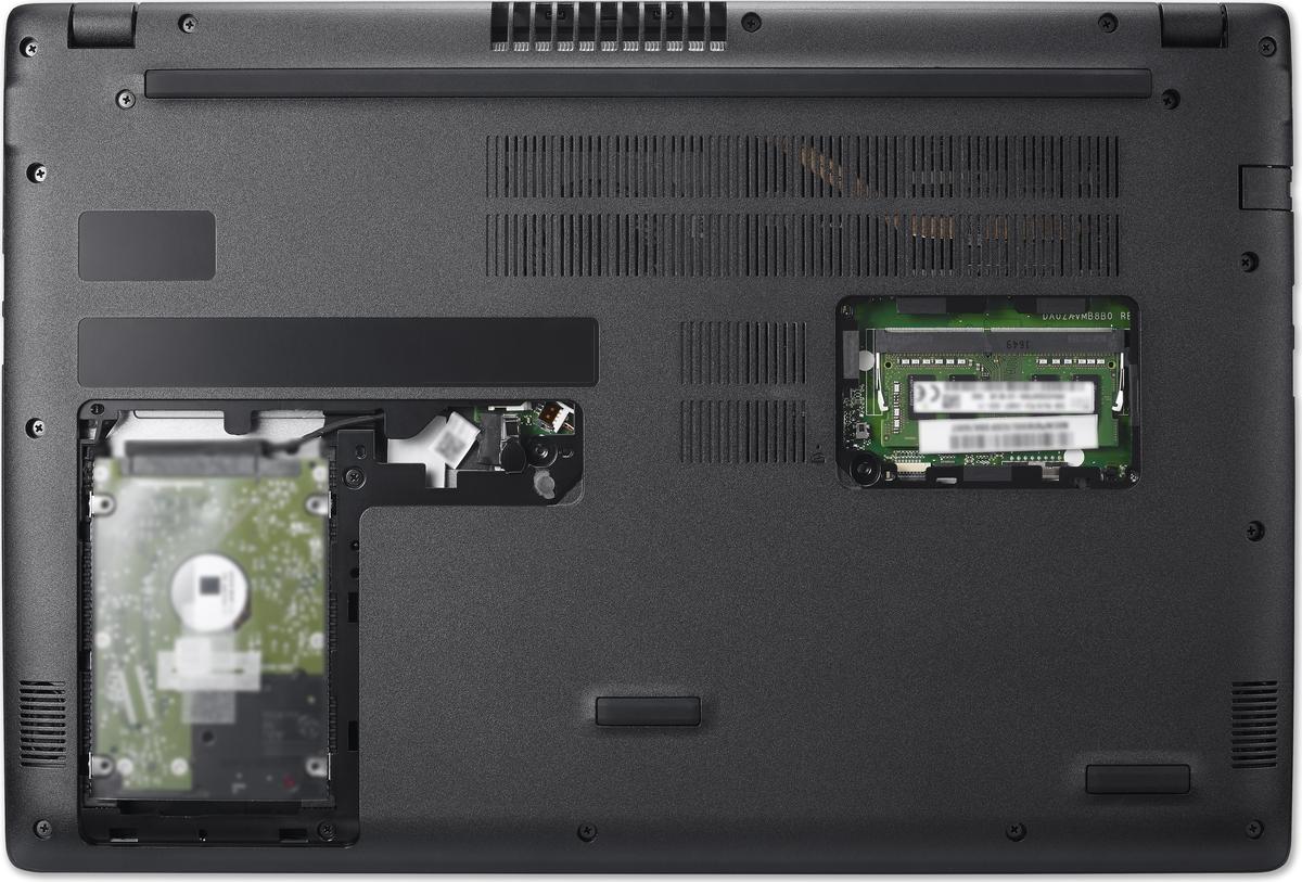 Acer Aspire A315-21G-44SU, Black (NX. GQ4ER. 006) Acer
