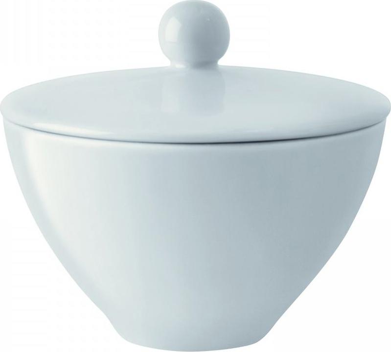 Сахарница LSA Dine, цвет: белый сахарница lsa dine со сливочником цвет белый 250 мл