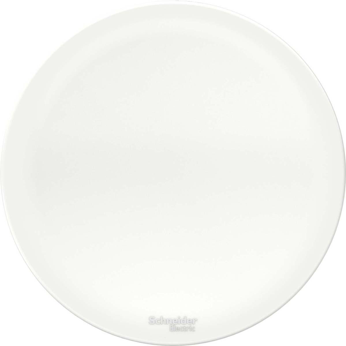 """Звонок проводной Schneider Electric """"Blanca"""", ОП, 8мА, 250В , цвет: белый, BLNZA000011"""