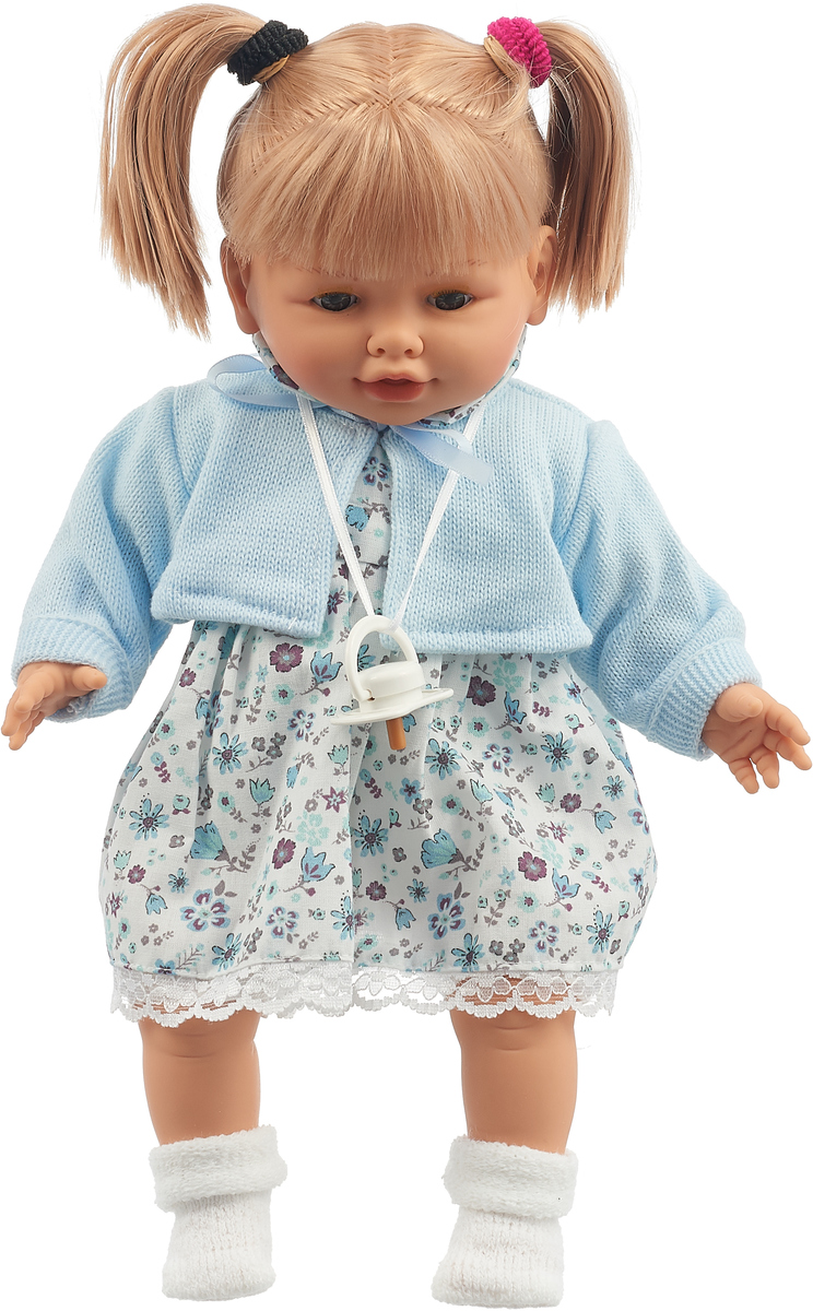 Munecas Manolo Dolls Кукла звуковая Elisa 3033 22inch npk silicone reborn baby dolls about wearing winter clothes lovely reborn dolls babies brinquedos for kids mohair
