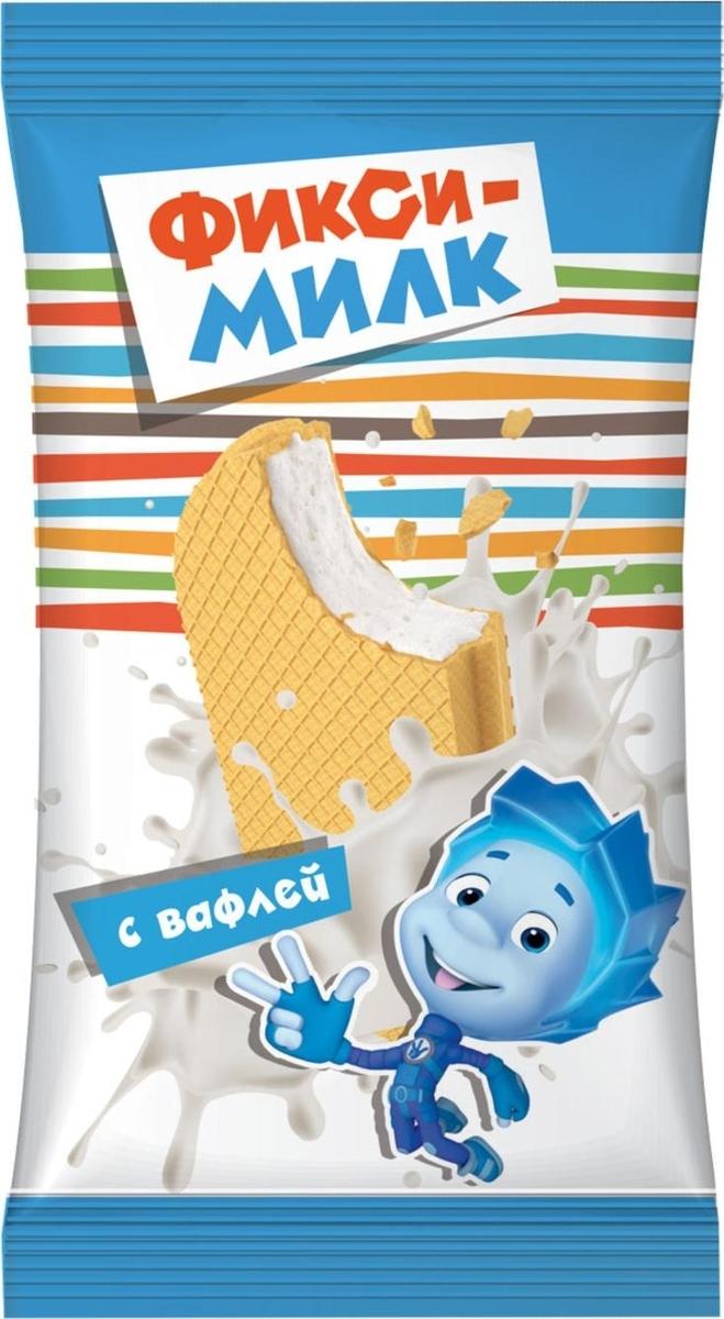 Фикси-Милк Молочный продукт со вкусом Вишни, в вафле 35%, 40 г пудовъ орегано сушеный 20 г