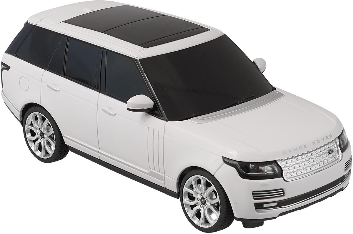 Rastar Радиоуправляемая модель Range Rover Sport 2013 цвет белый масштаб 1:24