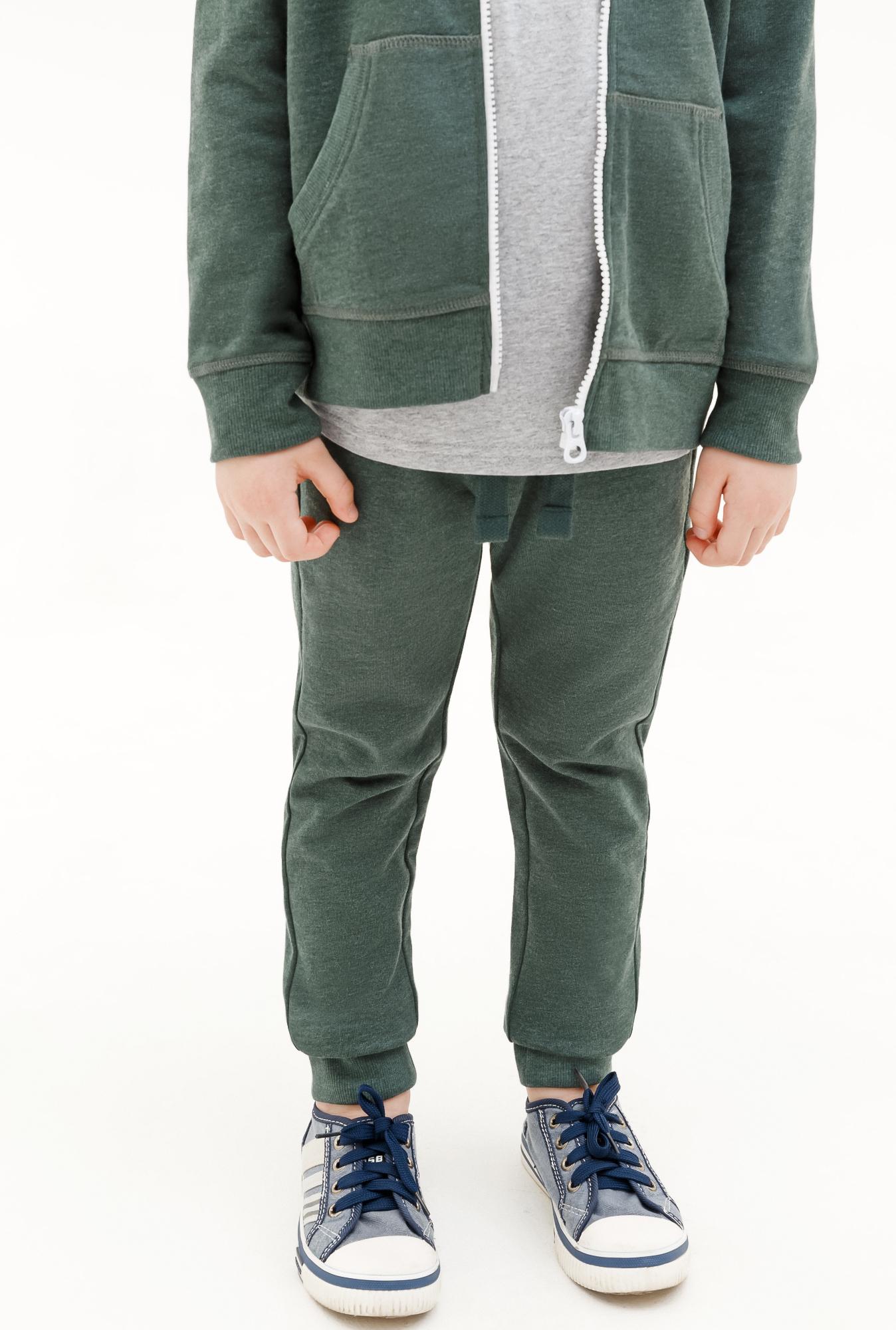 Брюки для мальчика Concept Club Carrot, цвет: зеленый. 10120160003_2300. Размер 128